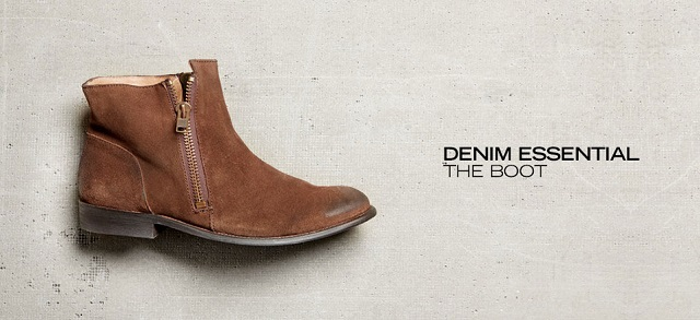 Denim Essential The Boot at MYHABIT