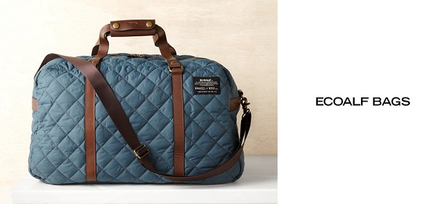 ECOALF Bags at MYHABIT