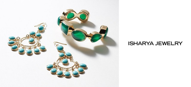 Isharya Jewelry at MYHABIT