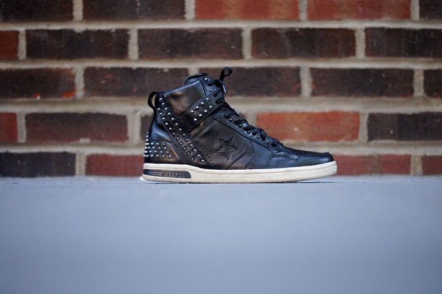 John Varvatos X Converse Weapon Studded Sneaker