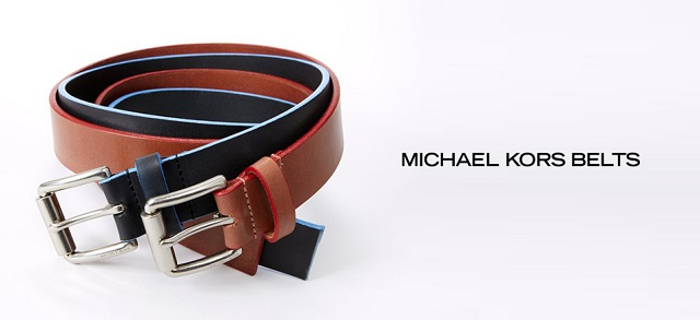 Michael Kors Belts at MYHABIT