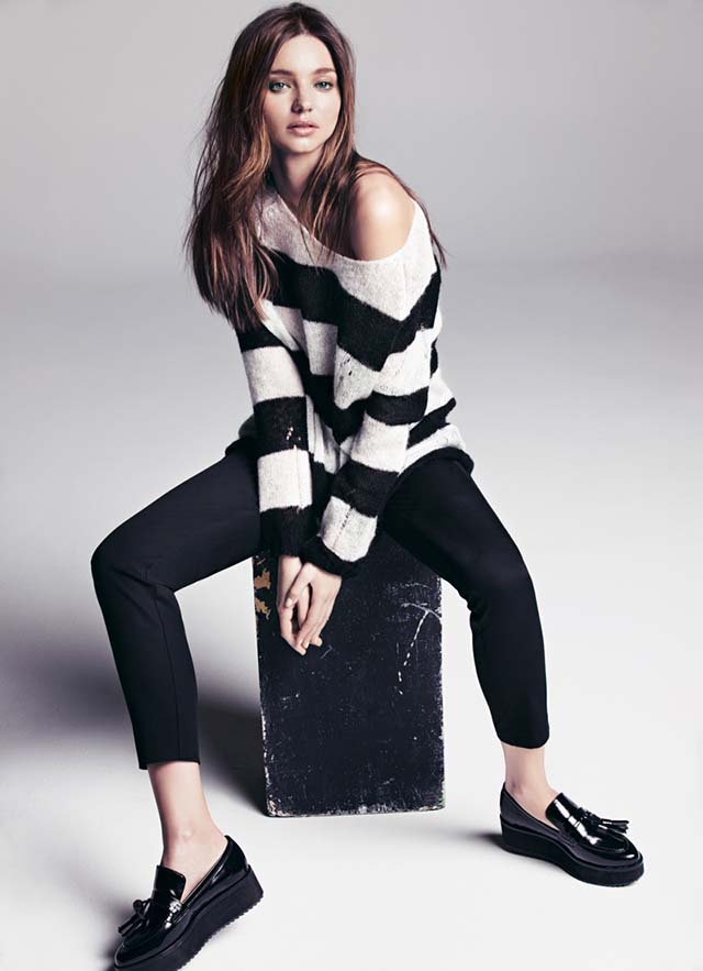 Miranda Kerr for Mango Fall 2013 Lookbook_11