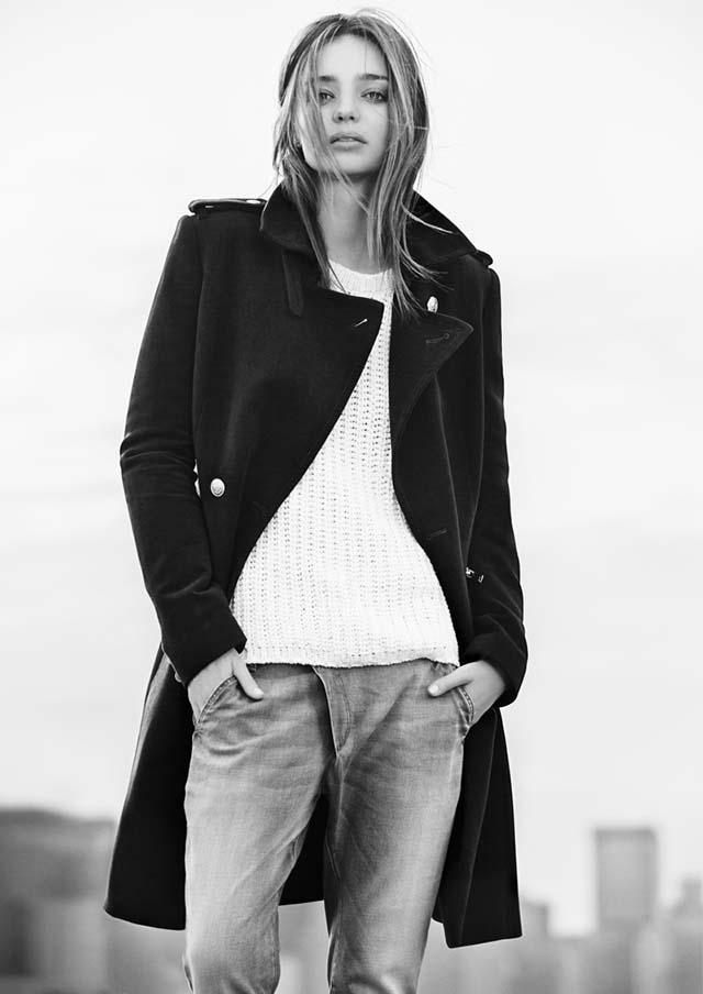 Miranda Kerr for Mango Fall 2013 Lookbook_6