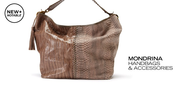 Mondrina Handbags & Accessories at MYHABIT