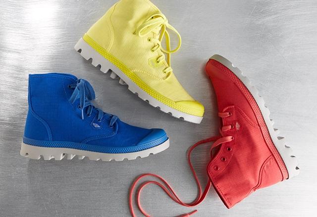 Palladium Men's Pampa Hi Lite Sneaker