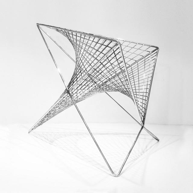 Parabola Chair by Carlo Aiello_8