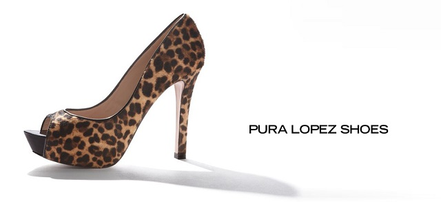 Pura López Shoes at MYHABIT