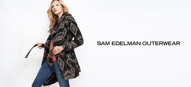 Sam Edelman Outerwear at MYHABIT