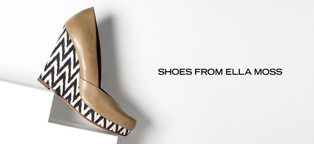Shoes from Ella Moss at MYHABIT