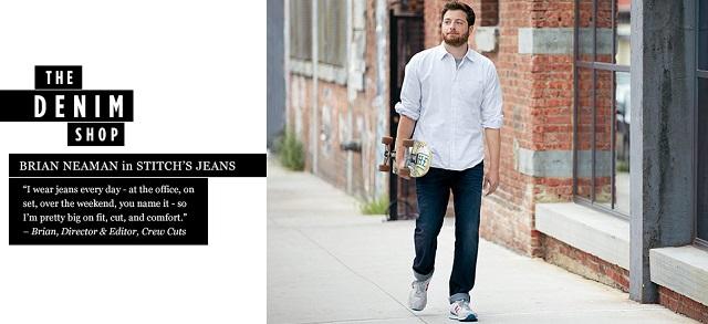 The Denim Shop Stitch's Jeans at MYHABIT