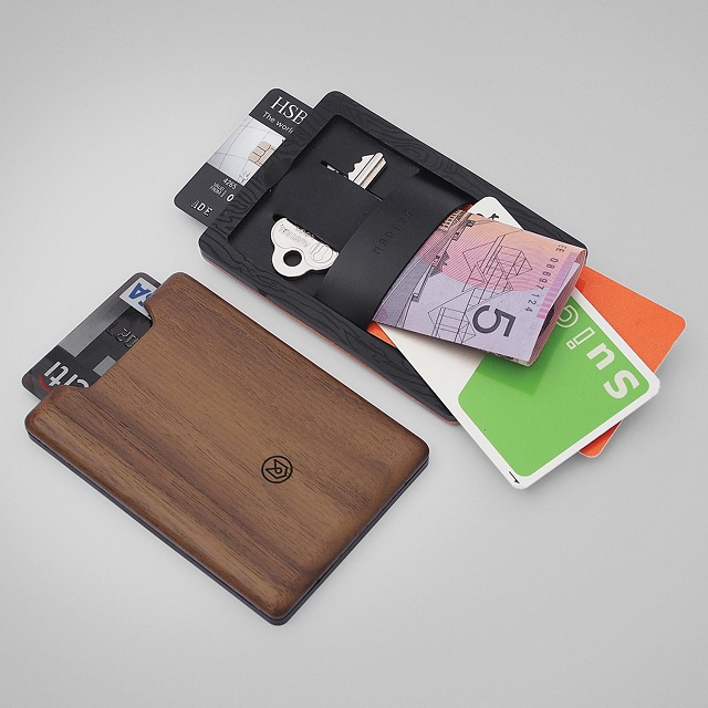 The Union Wallet by Madera_7