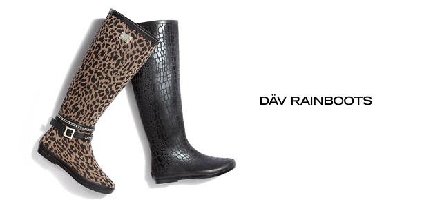 däv Rainboots at MYHABIT