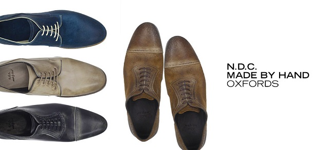 n.d.c. made by hand Oxfords at MYHABIT