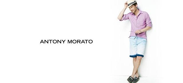 Antony Morato at MYHABIT