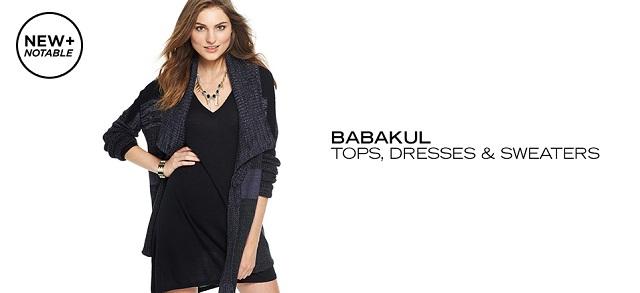 Babakul Tops, Dresses & Sweaters at MYHABIT