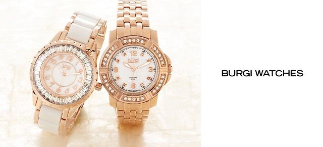 Burgi Watches at MYHABIT
