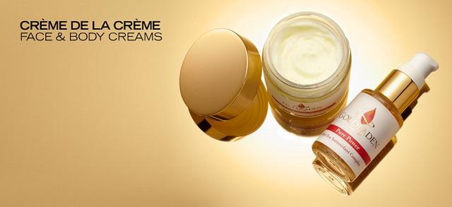 Crème de la Crème Face & Body Creams at MYHABIT