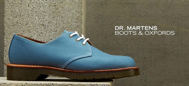 Dr. Martens Boots & Oxfords at MYHABIT