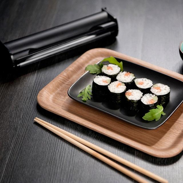 Easy Sushi Roller Set + Recipe Booklet_7