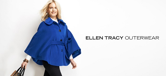 Ellen Tracy Outerwear at MYHABIT