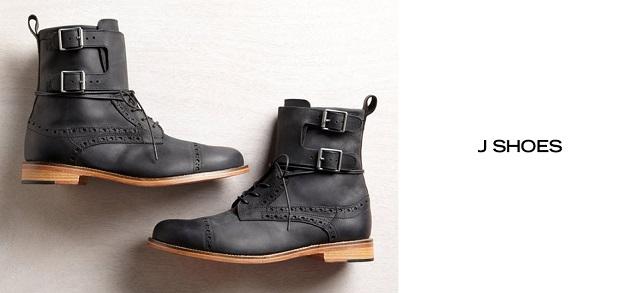 J Shoes at MYHABIT