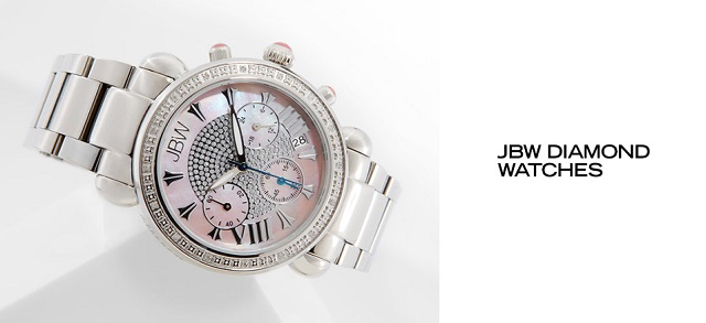 JBW Diamond Watches at MYHABIT