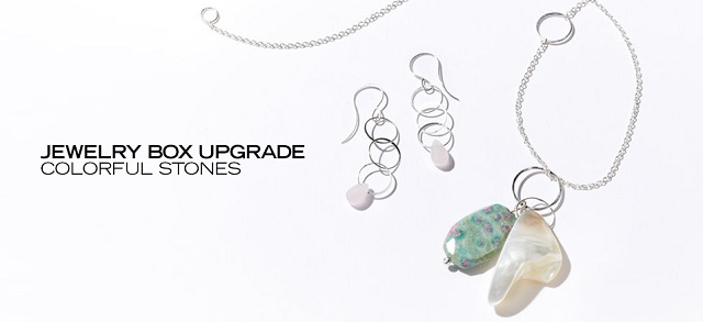 Jewelry Box Upgrade Colorful Stones at MYHABIT