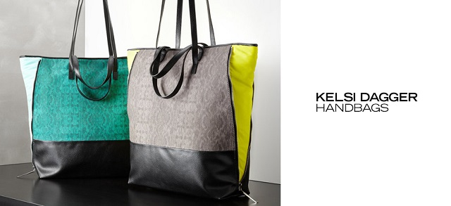 Kelsi Dagger Handbags at MYHABIT