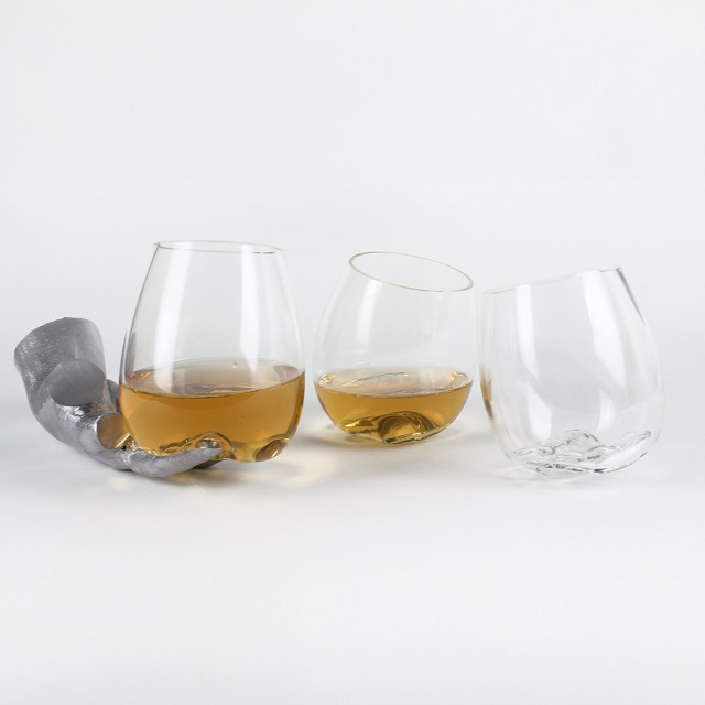 Muzz Design Meld Glass for Drink