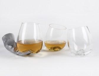 Muzz Design  Meld Glasses for Drink