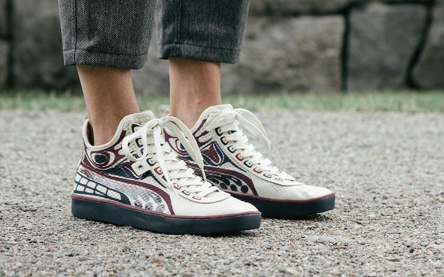 Puma x Mihara Yasuhiro MY-69 Tattoo Mid Men's Shoes_1