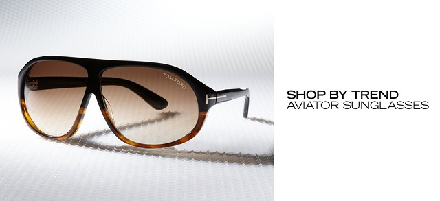 Shop by Trend Aviator Sunglasses at MYHABIT