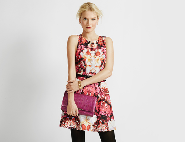 Chic & Printed Dresses by Single at MYHABIT