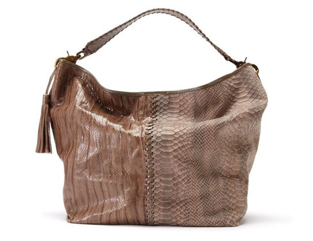 Leather Luxe Mondrina Handbags at MYHABIT
