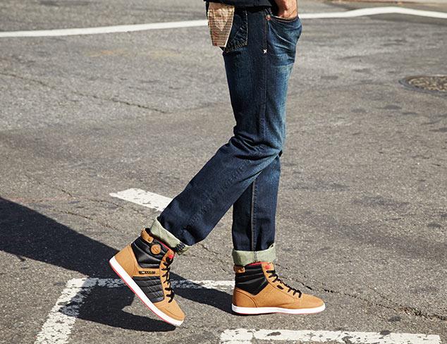 PRAXIS Men's Paradiso Sneaker