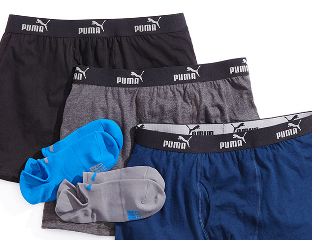 PUMA Socks & Underwear at MYHABIT