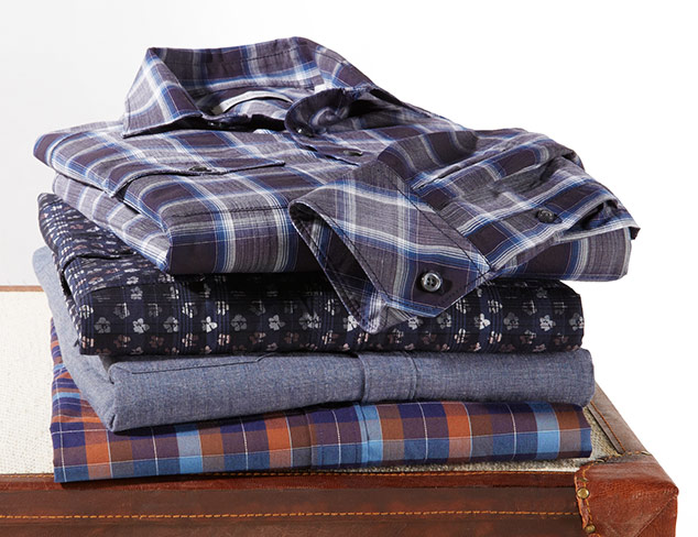 James Campbell Shirts at MYHABIT
