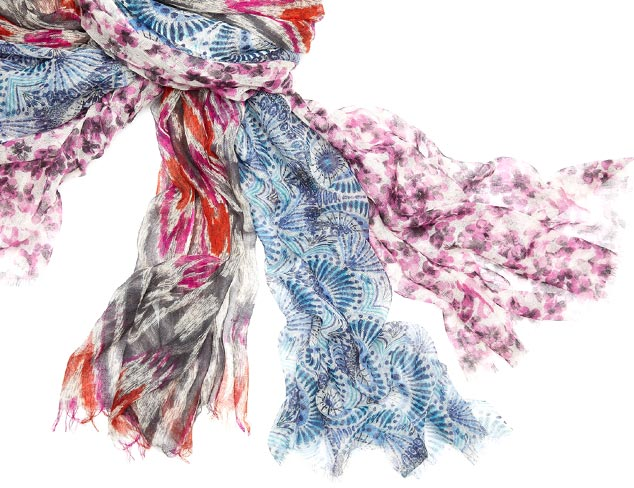Me & Kashmiere Scarves at MYHABIT
