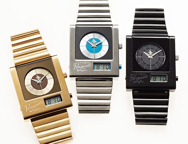 Original Penguin Watches at MYHABIT