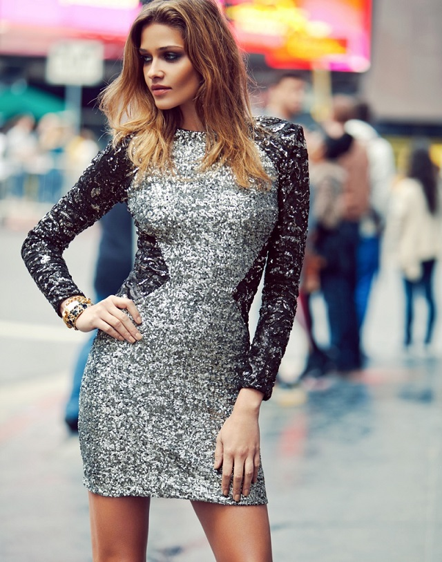 Revolve Clothing 10 Year Anniversary Holiday Collection Lookbook by Ana Beatriz Barros