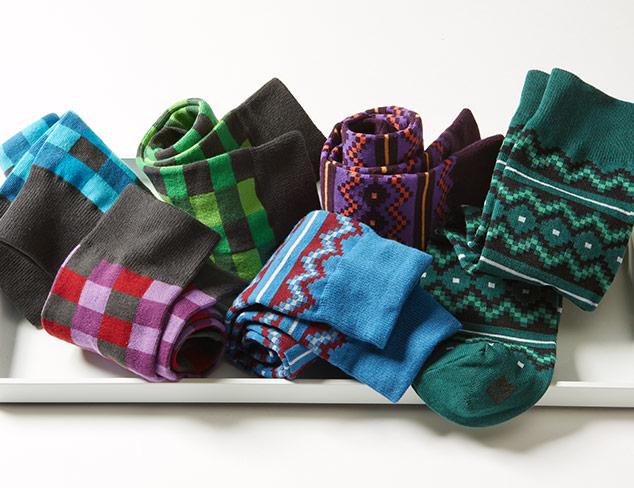 Richer Poorer Socks at MYHABIT