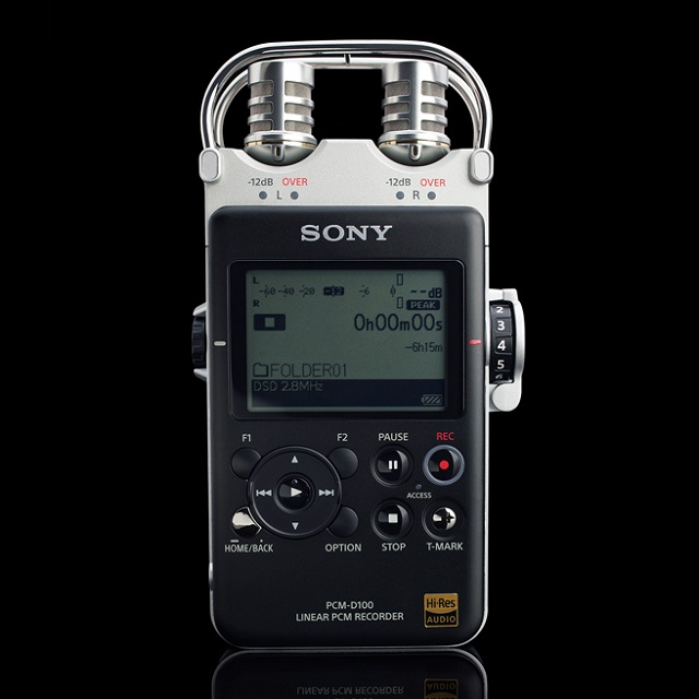 SONY PCM-D100 Portable High Resolution Audio Recorder_9