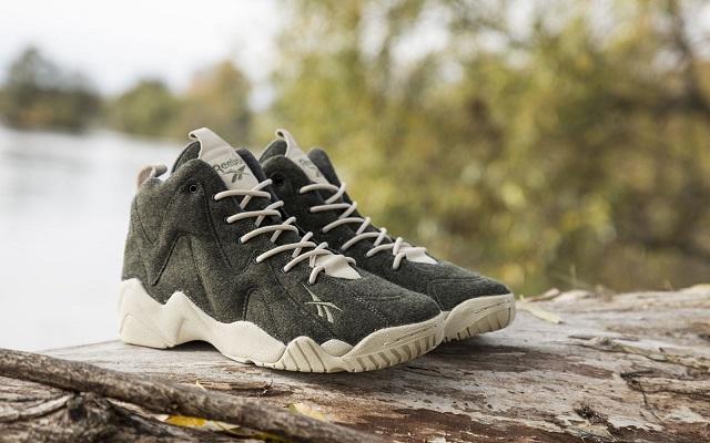 Sneakersnstuff x Reebok Kamikaze II Mid