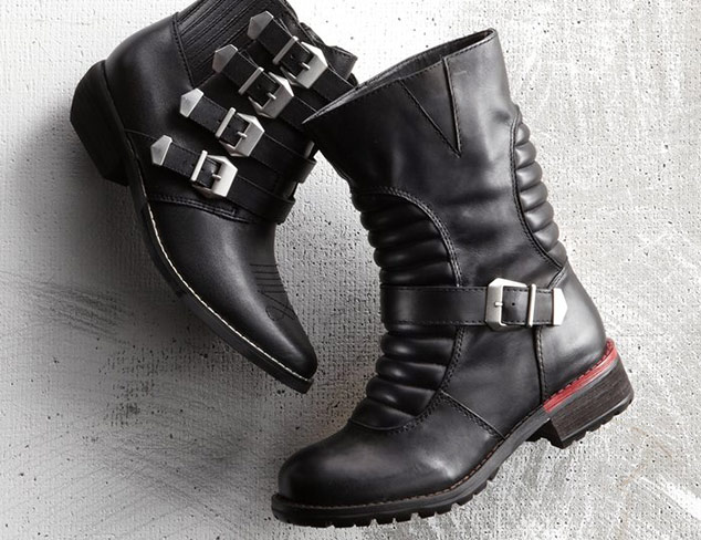 Trend The Buckled Boot at MYHABIT
