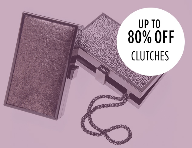 Up to 80 Off Clutches at MYHABIT