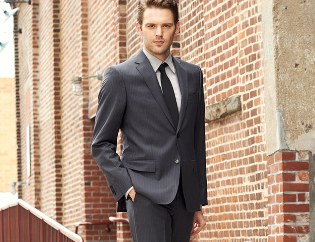 Well Suited The Black Suit at MYHABIT