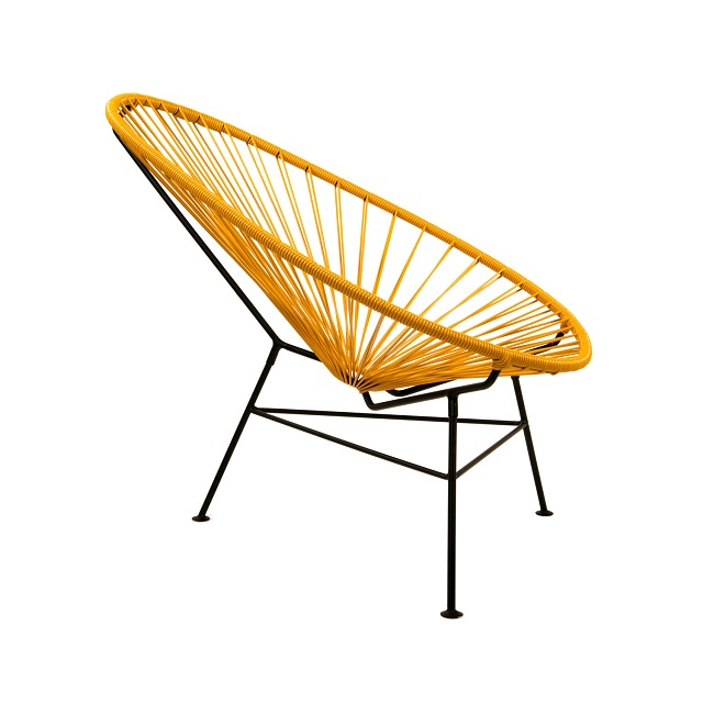 Acapulco Steel Lounge Chair by The Common Project_3