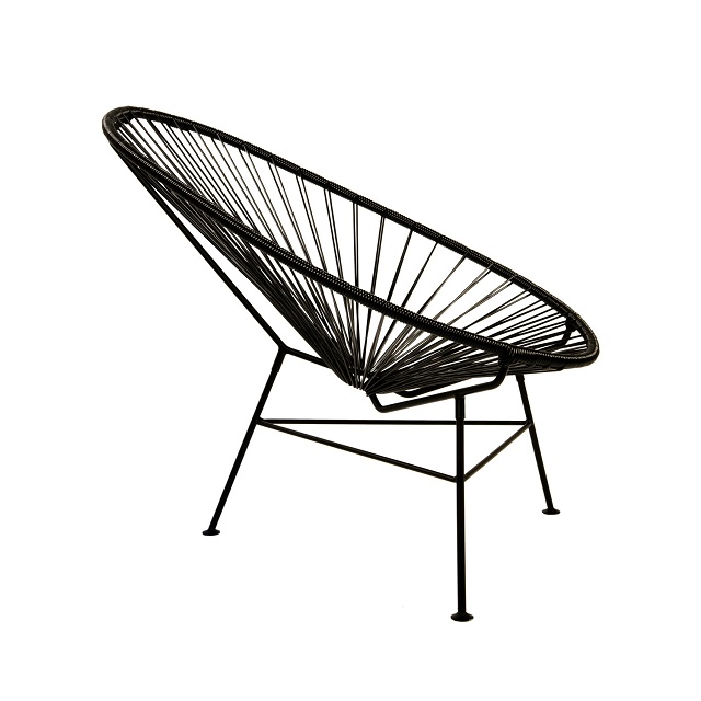 Acapulco Steel Lounge Chair by The Common Project_5