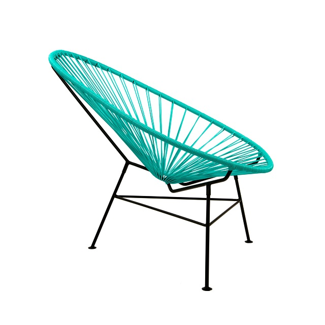 Acapulco Steel Lounge Chair by The Common Project_8