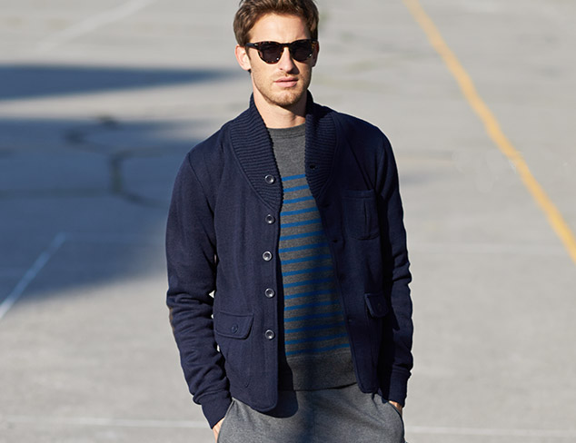 American Stitch Outerwear at MYHABIT